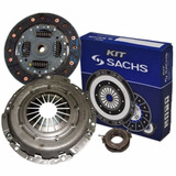 Kit Embrague Original Sachs Volkswagen Gol Gti 210 Mm
