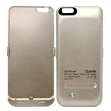 Capa Carregador Bateria Quanta Qtcpb-1065 Para Iphone 6 Plus