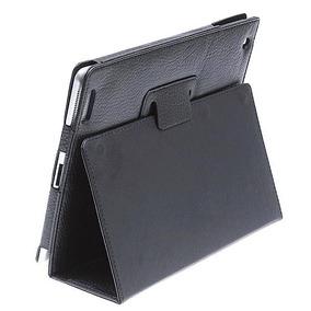 Case Capa Carteira Em Couro Para Tablet Apple Ipad 2 - 3 - 4