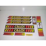Adesivo Para Caloi Barra Forte Xl8 Frete Grátis Caloi Ceci