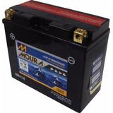 Bateria Moto Moura Yt12b-bs / Ma11-e Yamaha Xj-6 Srx/fz6 Nfe