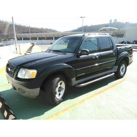 Ford Explorer Sport Trac, Md.2001. Recien Ajustada