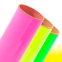 Vinil Textil Fluorescente Termoadherible Mmu