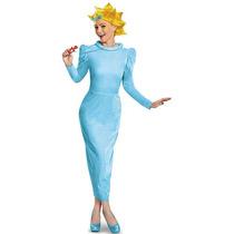 Los Simpson Mujeres Maggie Deluxe Disfraces De Halloween - P