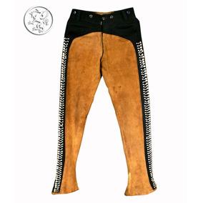 Pantalon Charro Antiguo Venado Cachiruleado