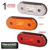 Lanterna Lateral Led Caminhão Carreta Baú (01 Unidade)