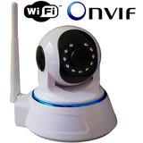 Camera Hd P2p Onvif Ir Wifi Visaonoturna Apple Android Nuvem