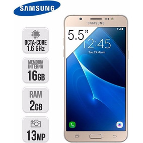Samsung Galaxy J7 2016 Flash Frontal ¡ Solo Hoy!!! -blanco