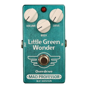 Mad Professor Pedal Overdrive Little Green Wonder Imp Ofcial