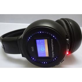 Fone De Ouvido Headphone Bluethooth Cartão Micro Sd N65