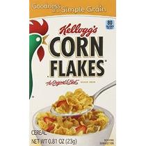 Corn Flakes Cereal 0.81 Onzas Cajas Individuales (paquete De