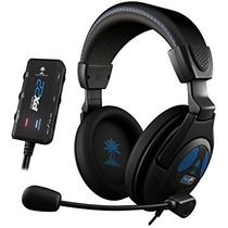 Headset Turtle Beach Px22 Ps4 Xbox One Xbox 360 Ps3 Pc