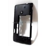 Carcasa Intermedia Para Nokia Lumia 520 Ipp4