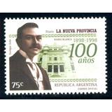 * Argentina 1998 Gj 2924 Mt 2220 Diario Nueva Provincia