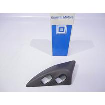 Moldura Esquerda Botão Vidros Elétricos Corsa 95/98 2 Portas