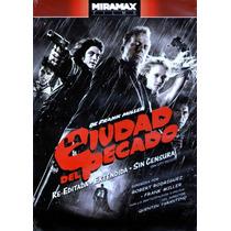 Dvd Ciudad Del Pecado 2 Dvd ( Sin City ) - Robert Rodriguez