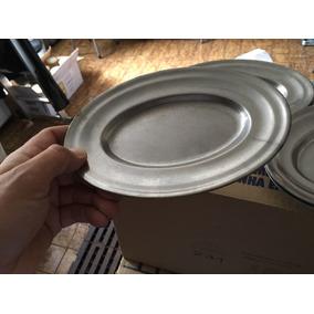 Baixela Inox Usada 20x15 Cm