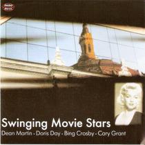 Cd Dean Martin / Doris Day - Swinging Movie Stars - Novo***
