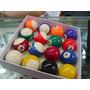 Bolas Pool Billar Ciencia Pull Balls Bolas Juego Helix Depo
