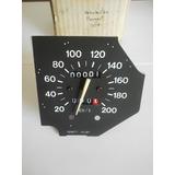 Reloj Velocimetro Con Odometro Peugeot 504 Original Nuevo