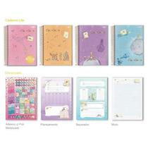 Caderno Universitario 15 Materias O Pequeno Príncipe 300fls