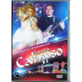 Dvd Banda Calypso - Ao Vivo No Distrito Federal ( Lacrado )