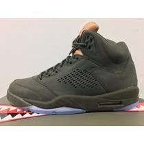 Zapatillas Nike Air Jordan 5 Take Flight 100% Originales