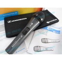 Microfono Sennheiser E828s Profesional Evolution 100% Nuevo