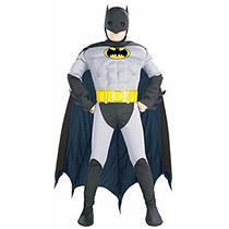 Disfraz Super Dc Heroes Deluxe Muscle Chest The Batman