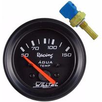 Temperatura Água Willtec 52mm Sensor Cebolinha Motor Painel