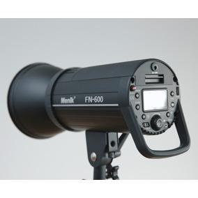 Flash Menik Fn-600 P/ Canon T6i T5i T4i T3i 750d 700d 650d