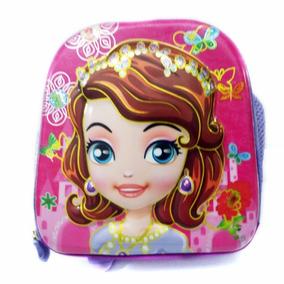 Lancheira Infantil Feminina 3d Princesa - Yepp Lan11003