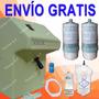 Planta Ozono Sani Salud Filtro Agua 3 Cartuchos Envío Gratis