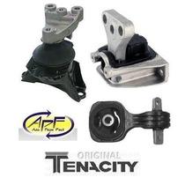 Jogo De Coxim Motor C/3 Pçs New Civic 1.8 16v Auto Tenacity