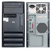 Cpu Hp 2.8ghz, 2gb Ram Disco Duro 80gb Ideales Para Cyber!