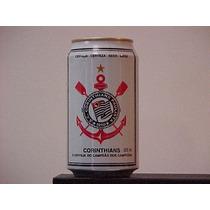 Lata De Cerveja Corinthians 1996 - Vazia