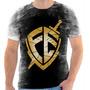 Camiseta Camisa Escudo Da Fé André Valadão