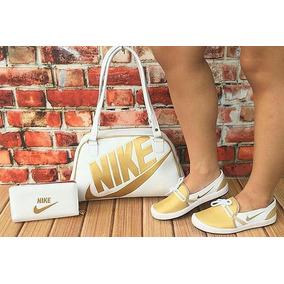 Zapatos Nike Para Dama, Monedero Y Cartera