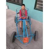 Go Kart De Pedales, Para Niños Y Adultos De 7 A 99 Años