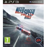 Need For Speed¿ Rivals Juego Digital Ps3 Digital !!