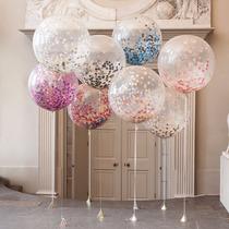 Globos Gigantes / Variedad De Colores. (globos Piñata)
