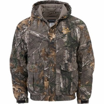 Chamarra Realtree Caceria Bomber Realtree Browning Brown
