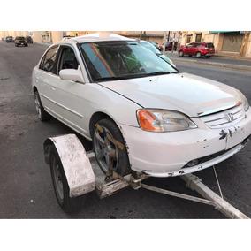 Honda Civic 2001 A 2005 Partes Piezas Refacciones