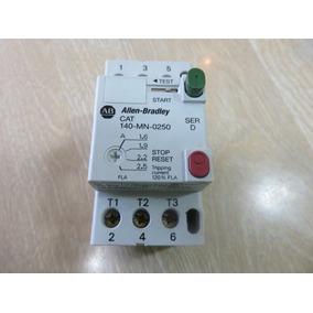 Allen Bradley 140-mn-0250 Manual Motor De Arranque Nuevo *