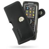 Pedido Estuche Cuero Pdair Nokia E90 Con Gancho De Cintura