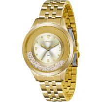 Relógio Lince Feminino Lrg4348l C2kx