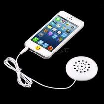 Mini Auto Falante Para Travesseiro Mp3 Mp4 Iphone Rádio Cd