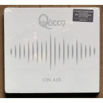 Cd Queen - On Air (cd Duplo) (2016) Original - Lacrado!!