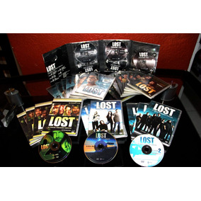 Serie Lost (todas Las Temporadas En Dvd)