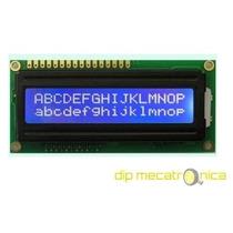 Display Lcd 16x2, 1602a Para Arduino, Pic